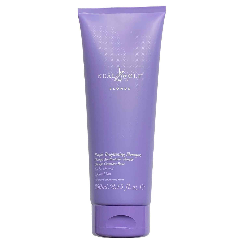 Neal & Wolf Blonde Purple Brightening Shampoo 250ml