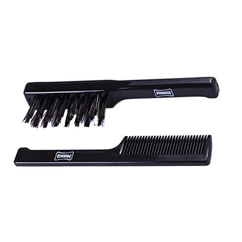Proraso Brush Set - Moustache comb & beard brush