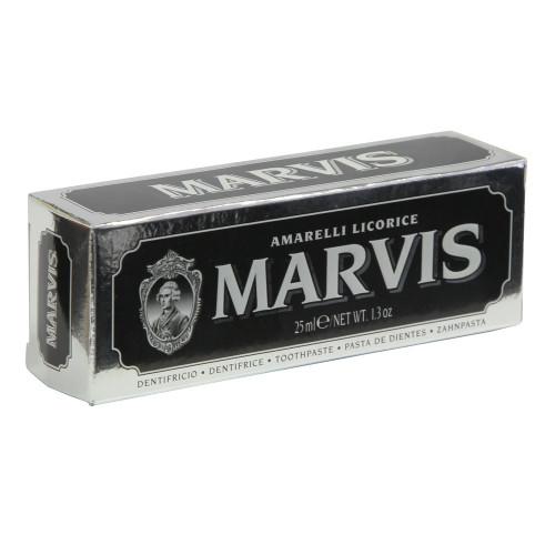 Marvis Amarelli Licorice Toothpaste 25ml