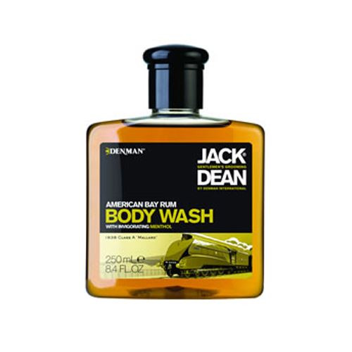 Jack Dean Gentlemen's Grooming Bay Rum Body Wash 250ml