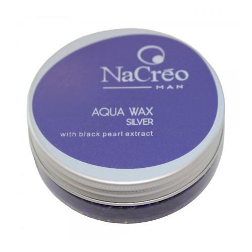NaCreo Aqua Wax Silver 50ml