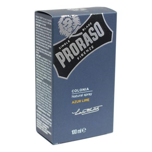 Proraso Azur Lime Cologne 100ml Natural Spray