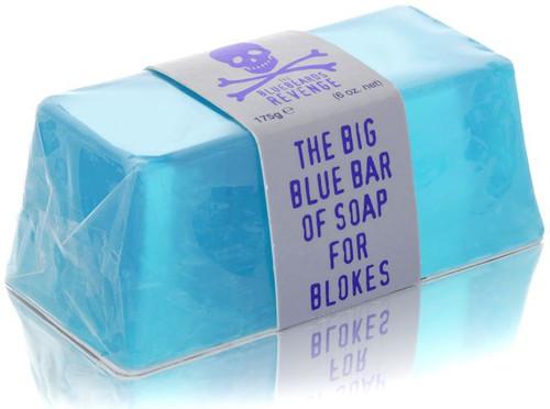 The Bluebeards Revenge Big Blue Bar of Soap