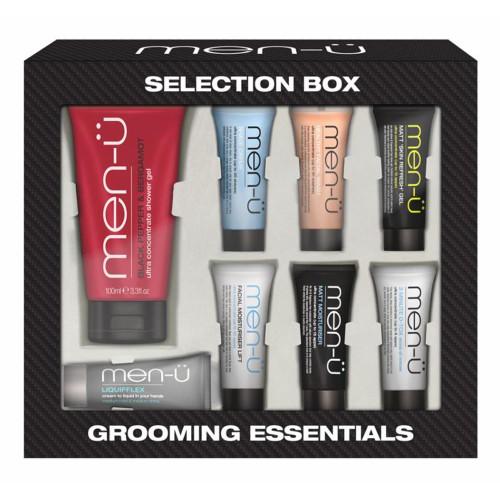 men-u 8 piece Selection Box Grooming Essentials