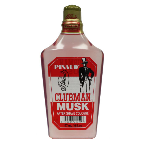 Clubman Pinaud Musk After Shave Cologne 177ml