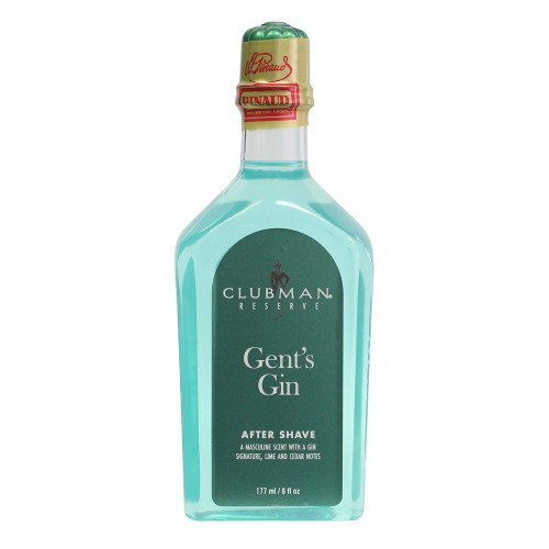 Clubman Pinaud Gent's Gin After Shave 177ml