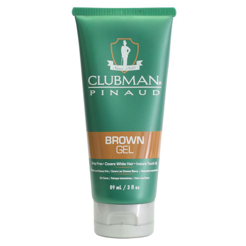 Clubman Pinaud Brown Hair Gel 89ml