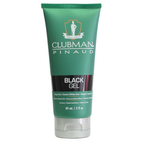 Clubman Pinaud Black Hair Gel 89ml