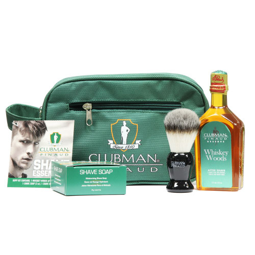 Clubman Pinaud Shave Essential Giftset