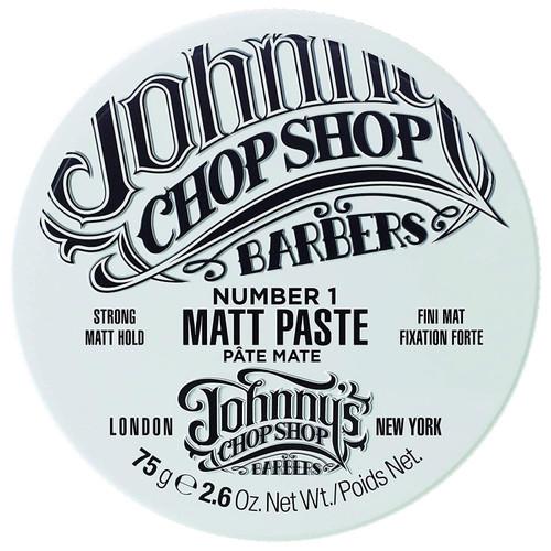 Johnny's Chop Shop N'1 Matt Paste 75g