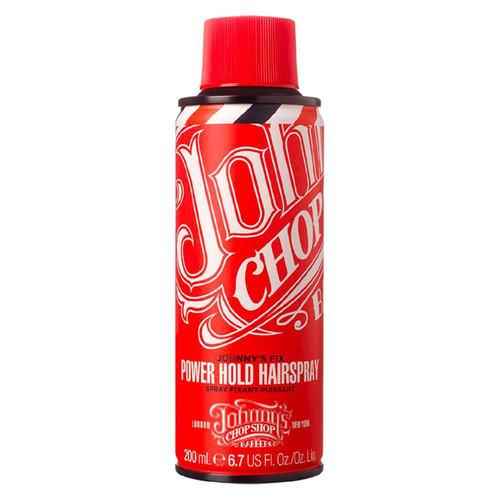 Johnny's Chop Shop Fix Power Hold Hair Spray 200ml