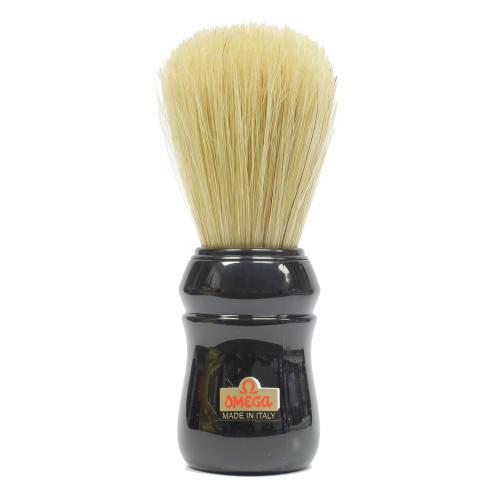 Omega Black Shaving Brush