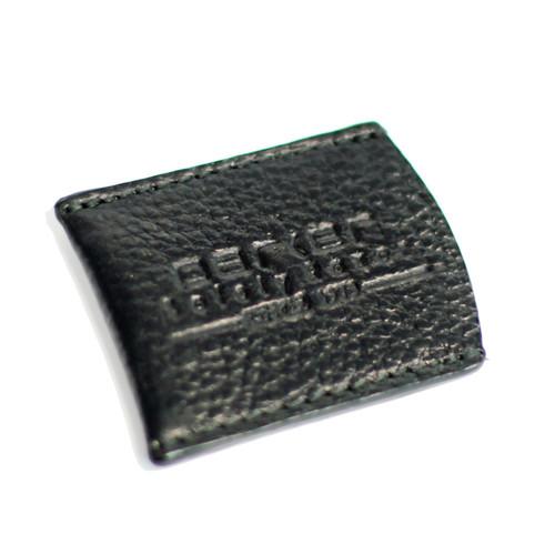 Parker LRCBK Black Leather Razor Cover