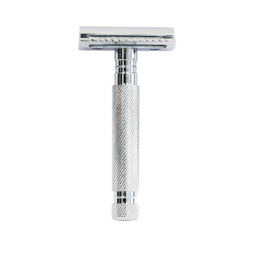 Parker 97R Short Handle Chrome Safety razor