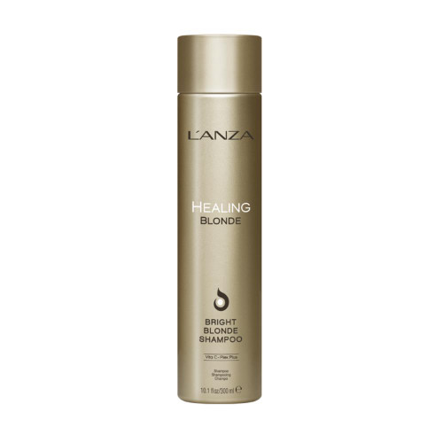 L'Anza Healing Blonde Bright Blonde Shampoo 300ml