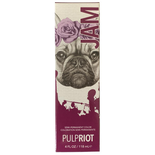 Pulpriot Jam 118ml Semi-permanent hair dye