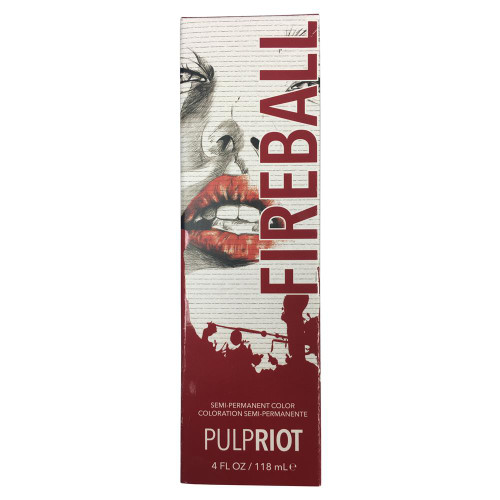 Pulpriot Fireball 118ml Semi-permanent hair dye