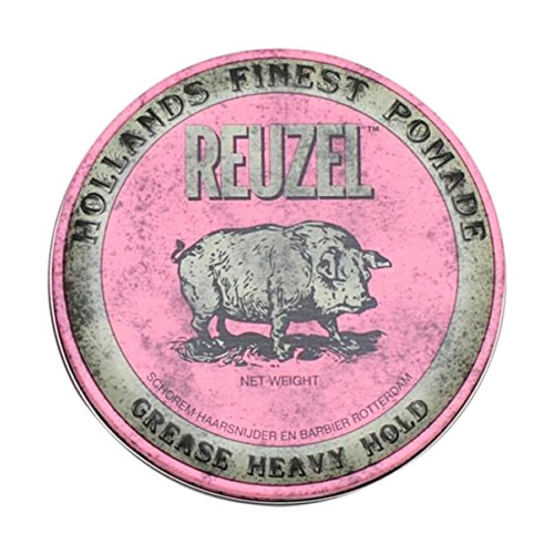 Reuzel Grease Heavy Hold Pink Pomade