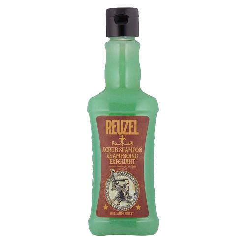 Reuzel Scrub Shampoo Litre 1000ml