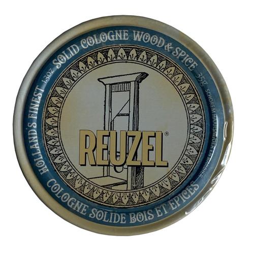 Reuzel Wood & Spice Solid Cologne 35g