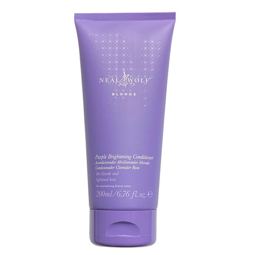 Neal & Wolf Blonde Purple Brightening Conditioner 200ml