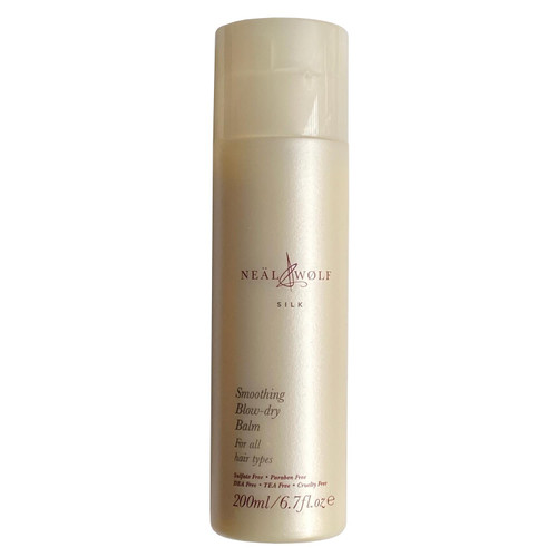 Neal & Wolf Silk Smoothing Blow Dry Balm 200ml