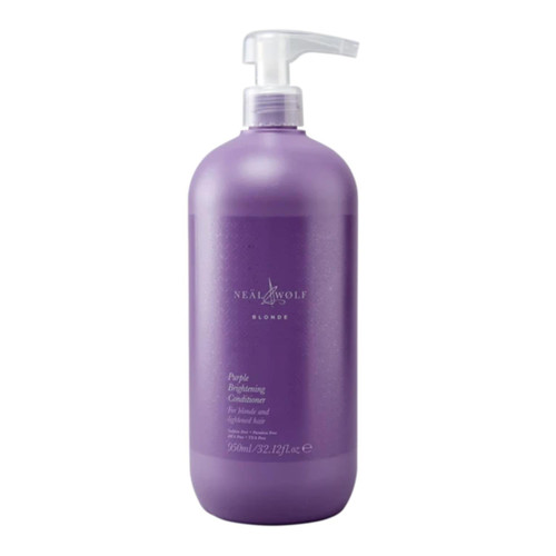 Neal & Wolf Blonde Purple Brightening Conditioner 950ml