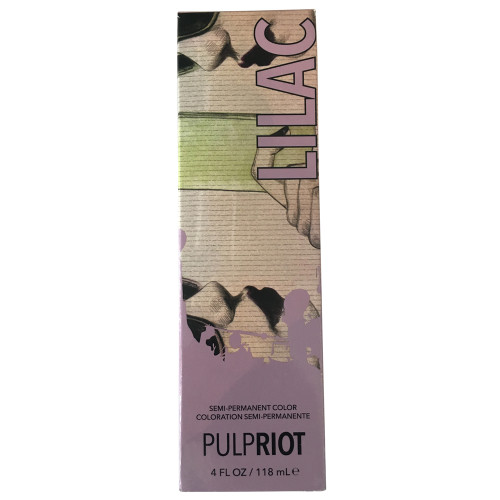Pulpriot Lilac 118ml Semi-permanent hair dye