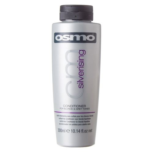 OSMO Silvering Conditioner 300ml (10.14 fl.oz) for blonde & grey tones