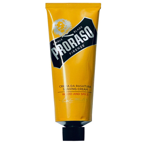 Proraso Wood & Spice Shaving Cream 100ml