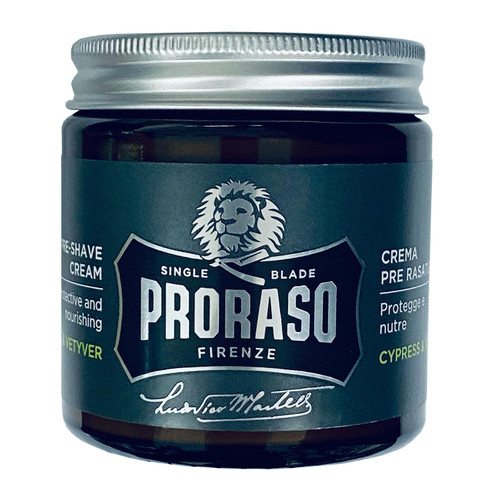 Proraso Cypress & Vetyver Pre-Shave Cream 100ml