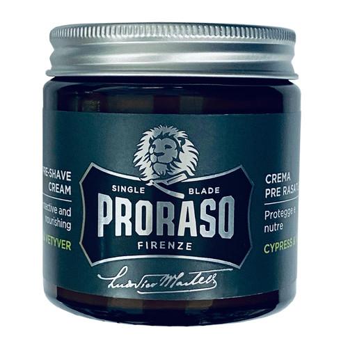 Proraso Cypress & Vetyver Pre-Shave Cream 100ml