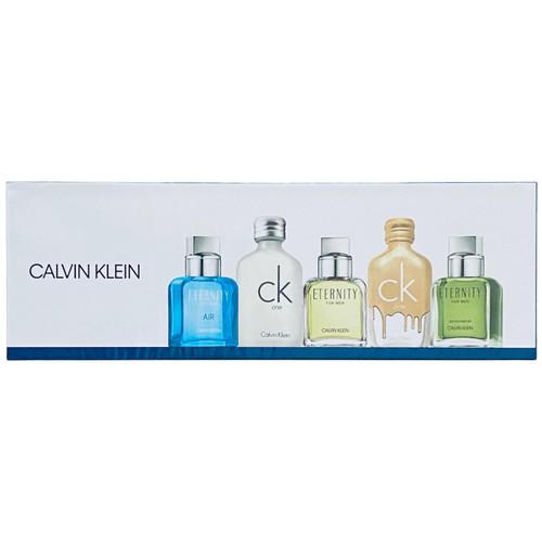 Calvin Klein Deluxe Mens Miniature Set