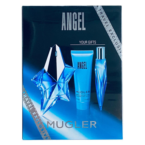Thierry Mugler Angel The Art of Perfuming Gift Set