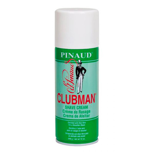 Clubman Pinaud Shave Cream 340g