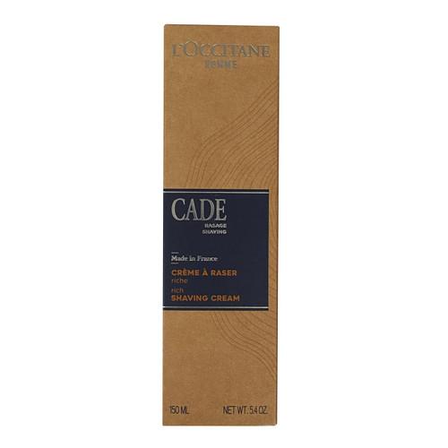 L'Occitane CADE Rich Shaving Cream 150ml
