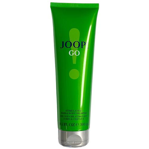 Joop! Go Stimulating Hair & Body Shampoo 300ml