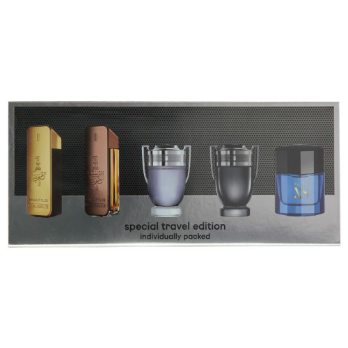 Paco Rabanne Special Travel Edition Miniature Gift Set