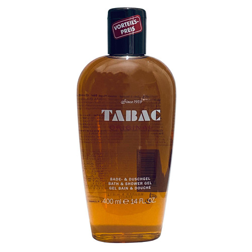 Tabac Bath & Shower Gel 400ml