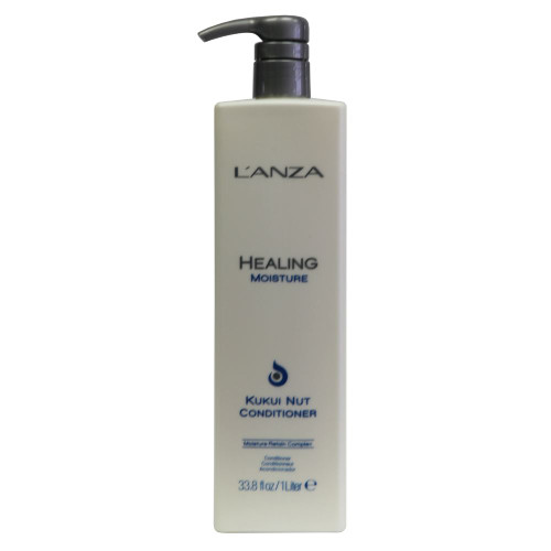 L'Anza Healing Moisture Kukui Nut Conditioner 1000ml with pump