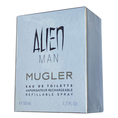 Thierry Mugler Alien Man Eau de Toilette 50ml Spray [refillable]