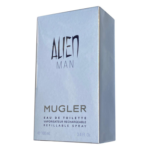 Thierry Mugler Alien Man Eau de Toilette 100ml Spray [refillable]