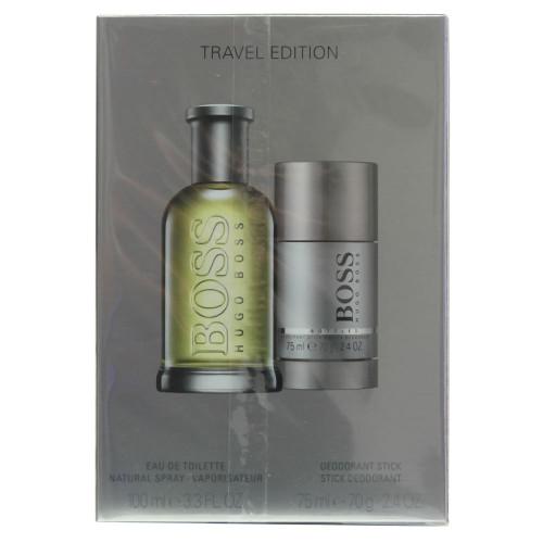 Hugo Boss Bottled Giftset - Eau de Toilette 100ml Spray + Deodorant Stick 75ml