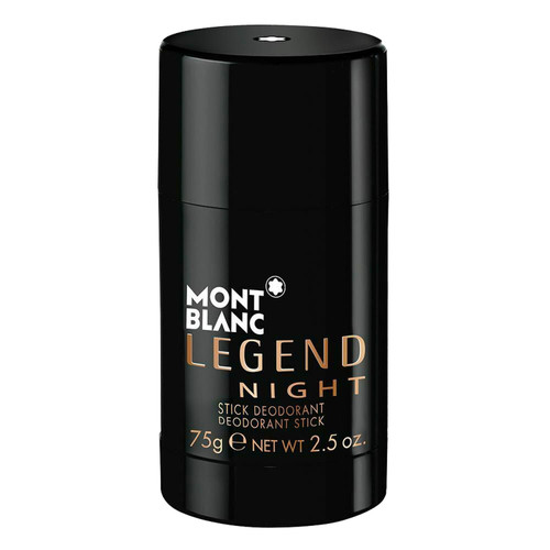 Mont Blanc Legend Night Deodorant Stick 75g