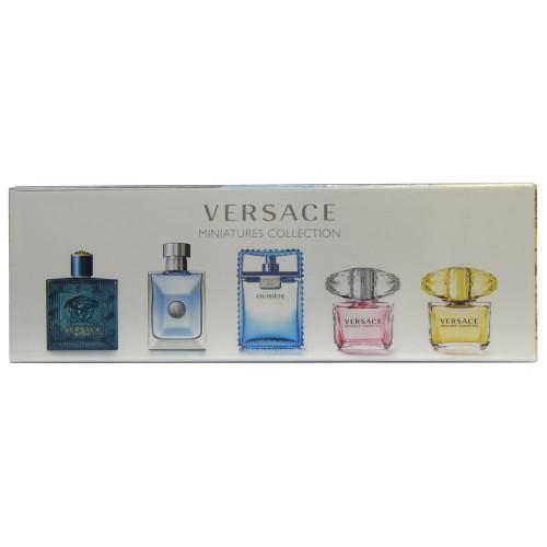 Gianni Versace Mens Miniature Gift Set