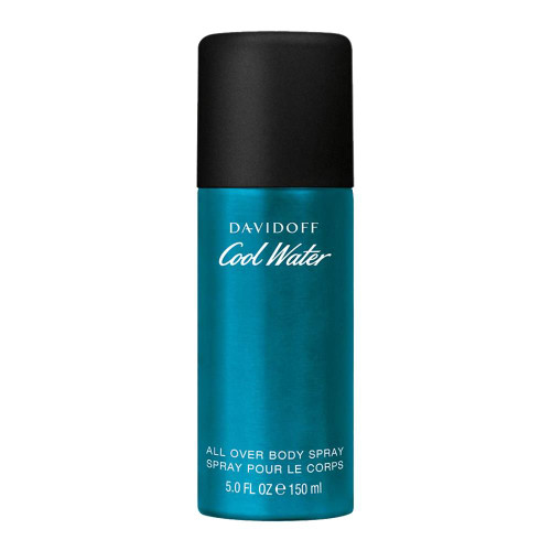 Davidoff Cool Water All Over Body Spray 150ml