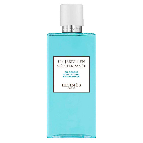 Hermes Un Jardin En Mediterranee Body Shower Gel 200ml