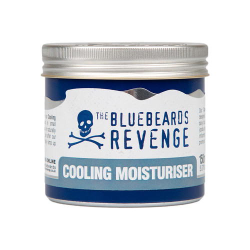 The Bluebeards Revenge Cooling Moisturiser 150ml