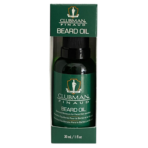 Clubman Pinaud Beard Oil 30ml