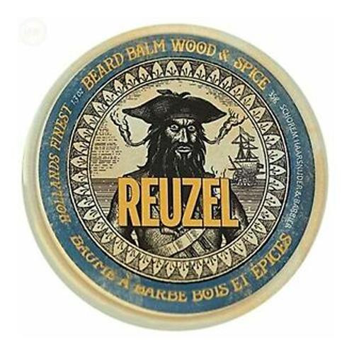 Reuzel Beard Balm with Wood and Spice 35g